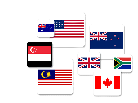 forex brokers by country-flags