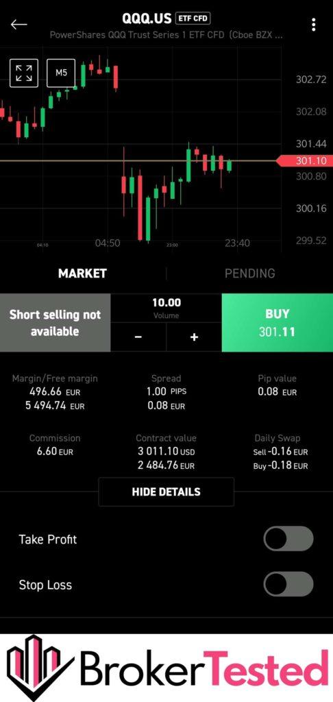 XTB xStation Trading Platform